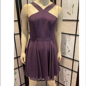 Lulus Purple/Plum Sun Dress